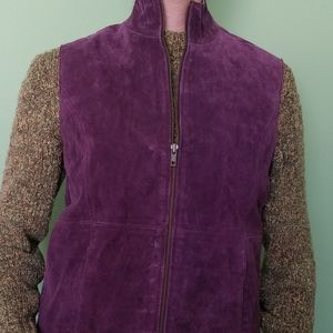 Ruff Hewn leather vest